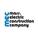 Mass. Electric Construction Co. logo