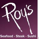 Roy's logo