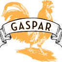 Gaspar Brasserie logo