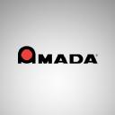AMADA AMERICA logo
