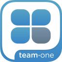 Broadsoft Team-One logo