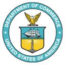 U.S. Department of Commerce logo
