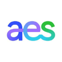 The AES Corporation logo