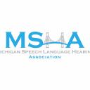 MI Speech-Language-Hearing Association logo