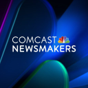 Comcast Newsmakers logo