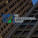 The Professional Group logo