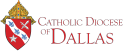 Catholic Diocese of Dallas logo
