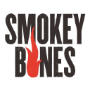 Official Smokey Bones Bar & Fire Grill logo
