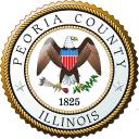 Peoria County Government logo