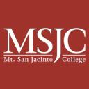 Mt. San Jacinto College logo