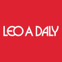 LEO A DALY logo