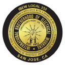 IBEW Local 332 logo