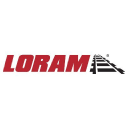 Loram Maintenance of Way logo