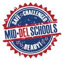 Mid-Del Schools logo