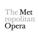 Metropolitan Opera logo